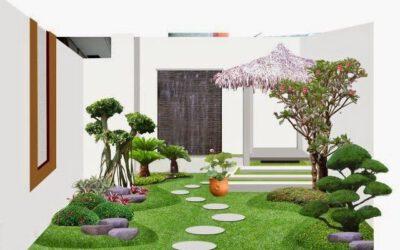 7 Konsep Taman Mini Ala Jasa Tukang Taman di Sidoarjo